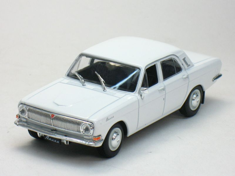 Автолегенды СССР №09, ГАЗ-24