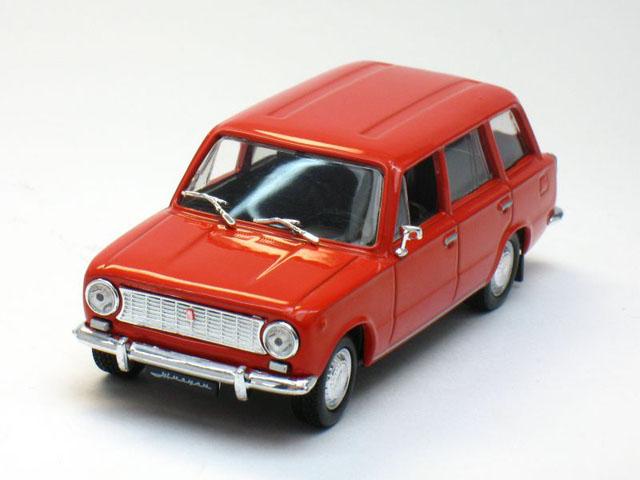 Автолегенды СССР №14, ВАЗ-2102