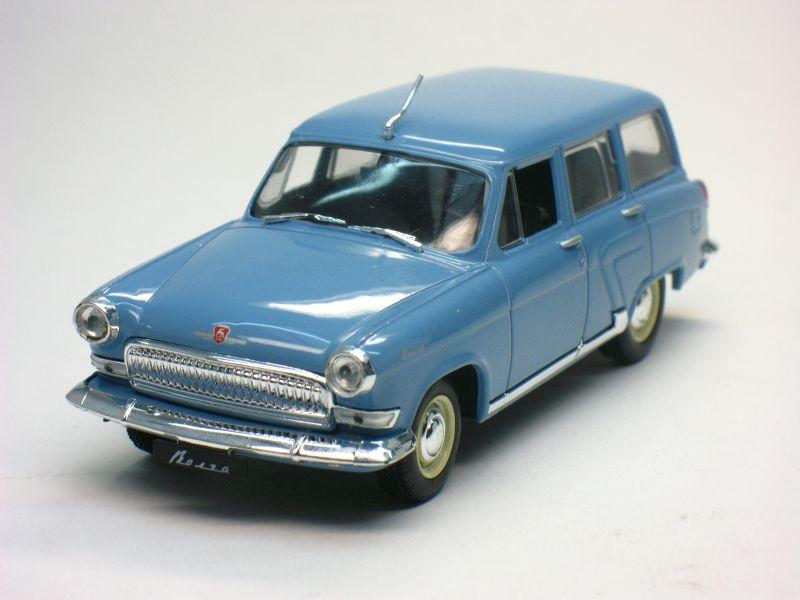 Автолегенды СССР №18, ГАЗ М-22