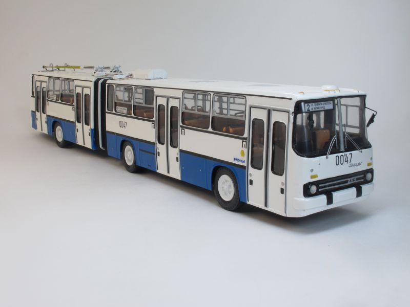 Икарус-СВАРЗ 283 троллейбус